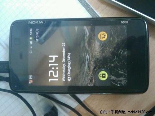 诺基亚N900运行谷歌Android 2.3