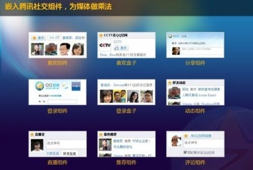 QQ互联宣讲会:站长与QQ互联攻略