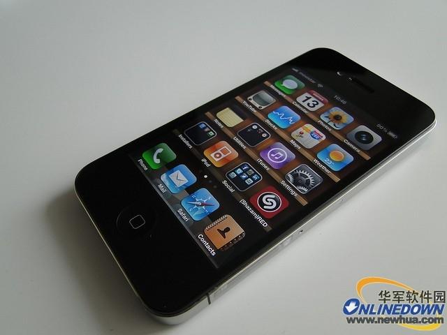 iPhone 4获MWC最佳手机奖