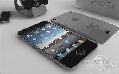 支持多点触控 苹果iphone5概念机曝光