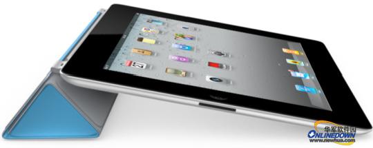 苹果ipad 2截图赏析 两个摄像头