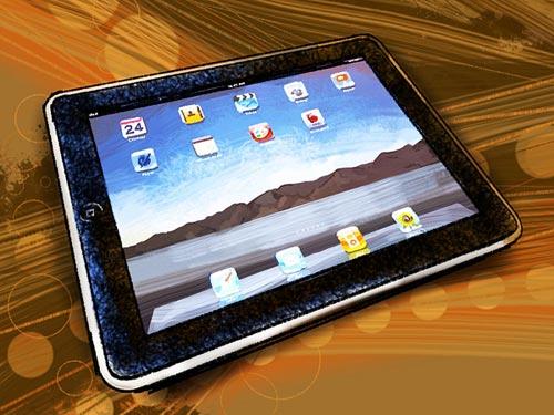 看看牛人怎样用iPad 20幅iPad手绘作品赏