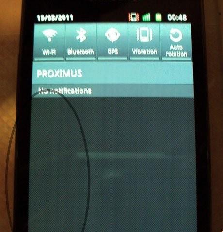 Galaxy S II被曝屏幕变黄 300万用户或受影响