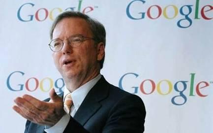 施密特看好Google+前景 称测试用户已达数百万
