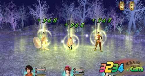 仙剑奇侠传5攻略之法术修为特殊效果几率详细分析
