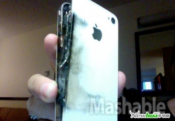 iPhone 4再曝自燃事故