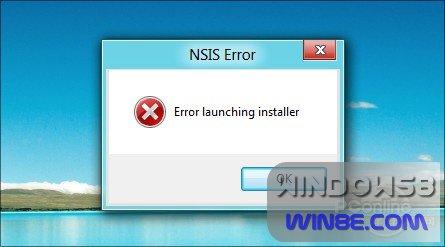 解决Win8安装软件乱码问题的方法。