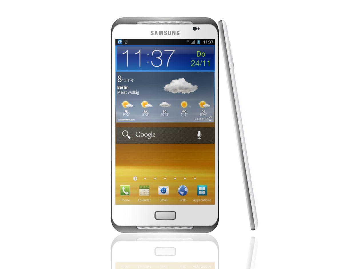 三星四核Galaxy S III设计图片曝光 采用四核Exynos芯片
