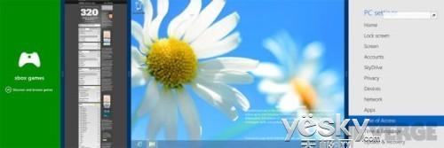 教你体验Win8.1灵活丰富的分屏视图功能
