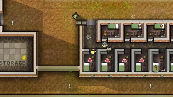 监狱建筑师怎么安排犯人学习 安排犯人学习时间的方法