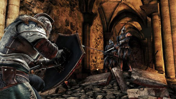 黑暗之魂2死斗竞技场在哪 黑暗之魂2去死斗竞技场方法