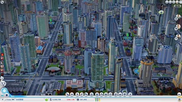 模拟城市5怎么增加住宅密度 快速增加住宅密度的方法