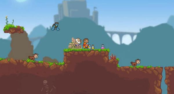 昂维克节操解说游戏试玩视频攻略 爹有时也会坑儿子