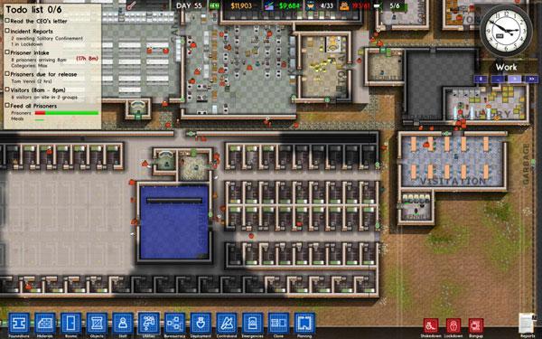 监狱建筑师探监房这么设计 监狱建筑师探监房设计方法