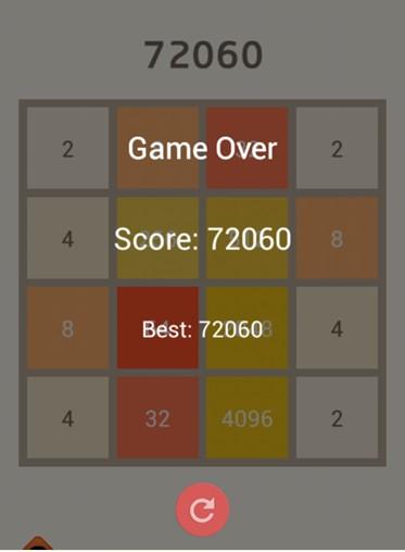 火爆的2048游戏,2048游戏攻略,2048教你怎么玩3个2048