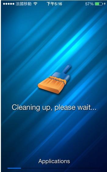 iPhone iPad iPod存储空间不足?教你使用iCleaner拿回來!