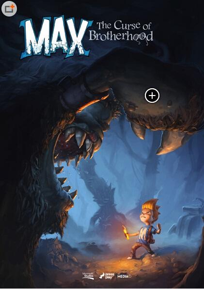 麦克斯:兄弟魔咒微下载地址,软新游《麦克斯:兄弟魔咒》PC正式版发布下载地址