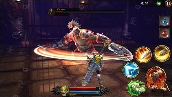《永恒战士3》巨人Boss打法通关技巧