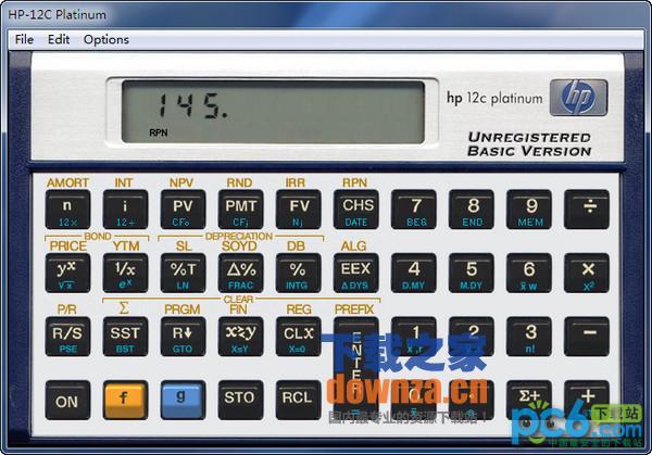 HP-12C计算器