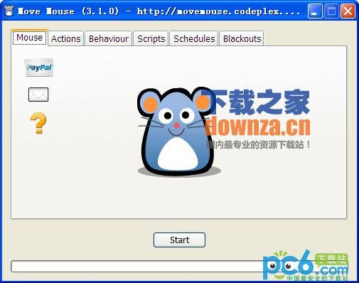 鼠标自动移动软件(Move Mouse)
