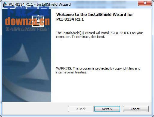 凌华PCI-8134采集卡驱动