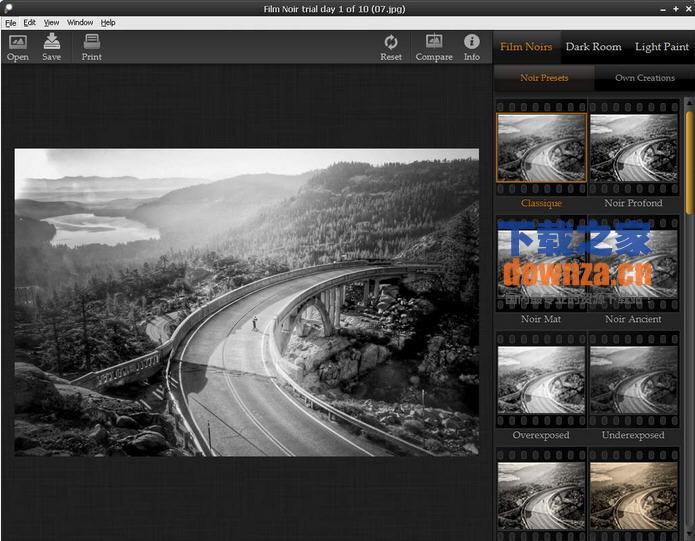 黑白照片软件(Film Noir)