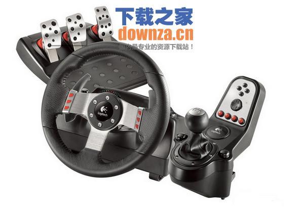罗技G27方向盘驱动