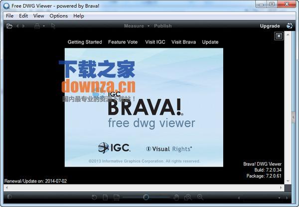 Free DWG Viewer(DWG文件查看)