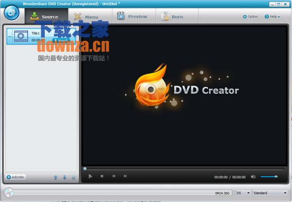 DVD转换工具(Video to DVD Burner)