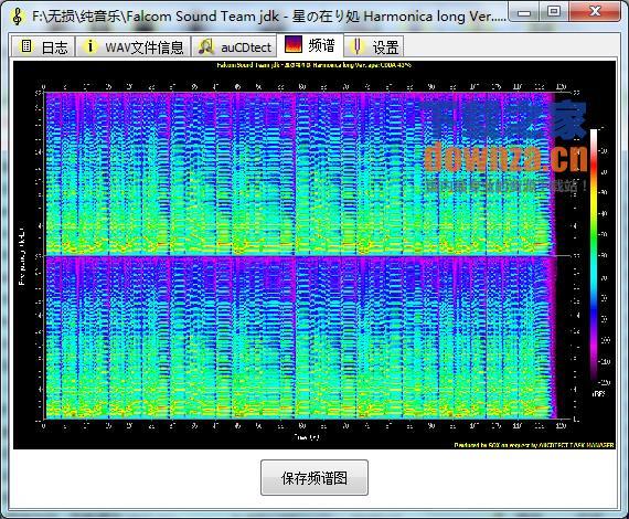 无损音乐检测软件auCDtect Task Manager