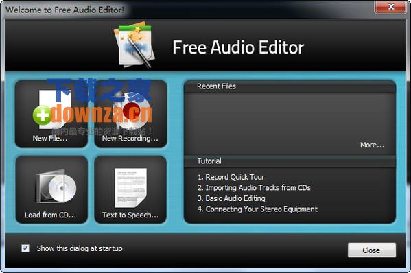 免费音频编辑软件(Free Audio Editor)