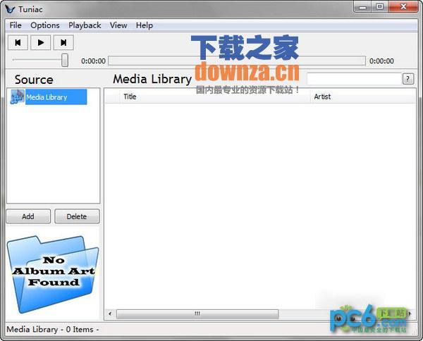 Tuniac(foobar2000样式音乐播放器)
