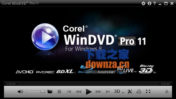 Windvd播放器(WinDVD Pro)