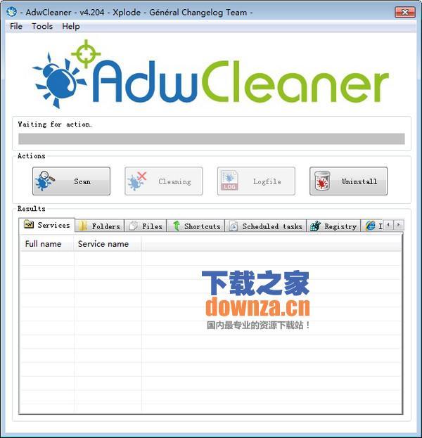AdwCleaner(去广告工具栏软件)