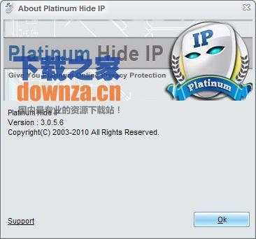 Platinum HideIP