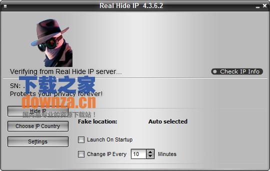 网路隐形人(Real Hide IP)