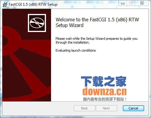 FastCGI for IIS6