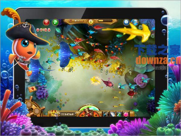 捕鱼达人iPad版