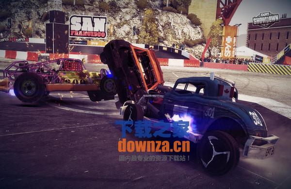 DiRT Showdown mac