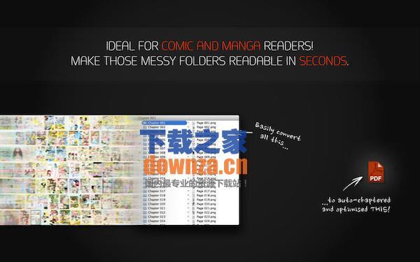 One PDF Mac版