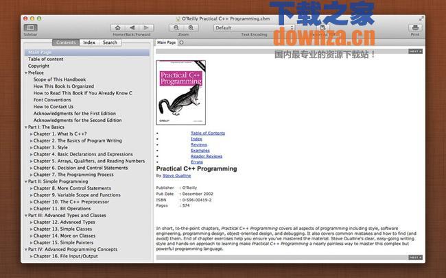 read chm mac版