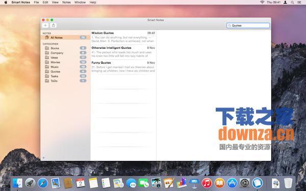 Smart Notes mac版