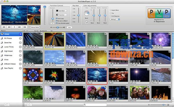 Pro Video Player for mac