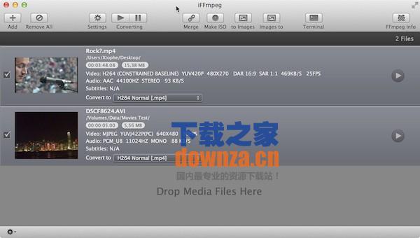 iFFmpeg Mac版