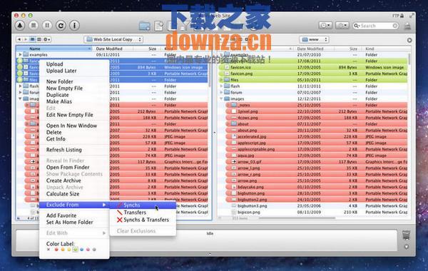 Yummy FTP Mac版