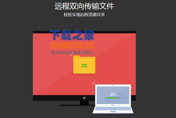 向日葵控制端for mac截图