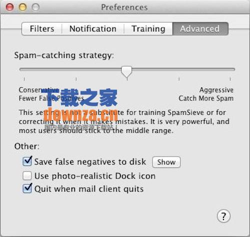 SpamSieve for mac