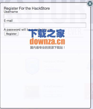 HackStore for mac