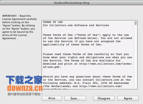 Book Collector  for mac