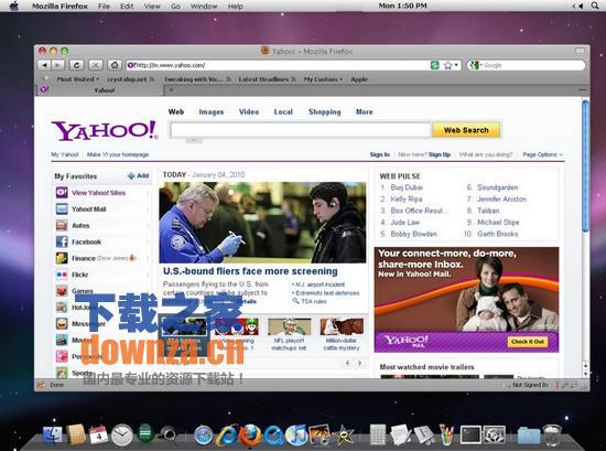 Firefox浏览器延长支持版截图
